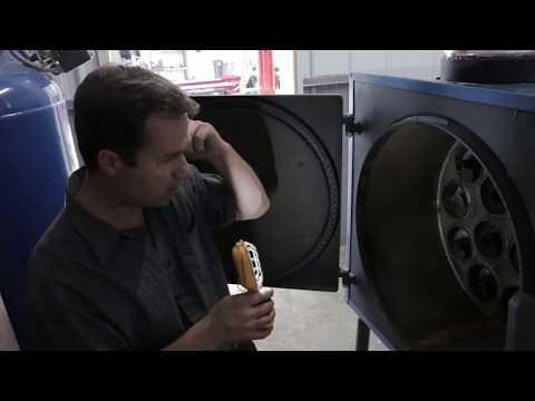 Glenwood Econo Flame 7520 Waste Oil Burner - Part 2: Cleaning the Boiler