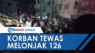 31 di Antaranya Anak anak, Korban Tewas Akibat Serangan Brutal Israel di Gaza Melonjak Jadi 126 Jiwa