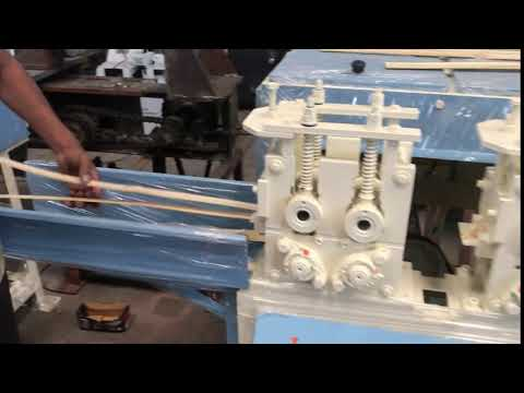 Internal Bamboo Knot Removing Machine
