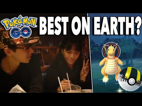 Video BEST POKEMON GO PLACE ON EARTH?! Dragonite, Hitmonchan & More! Pokemon Go Santa Monica Pier