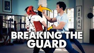 The Power of Wing Chun   Breaking the Guard (Ep 1)
