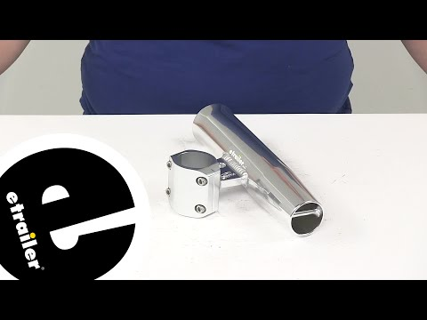 Review of CE Smith Boat Accessories – Fishing Rod Holder – CE53720 – etrailer.com