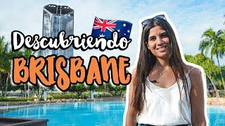 CÓMO Es La Vida En BRISBANE 🇦🇺🦘 TRABAJAR En AUSTRALIA