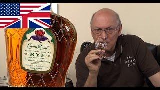 Whisky Review/Tasting: Crown Royal Northern Harvest Rye
