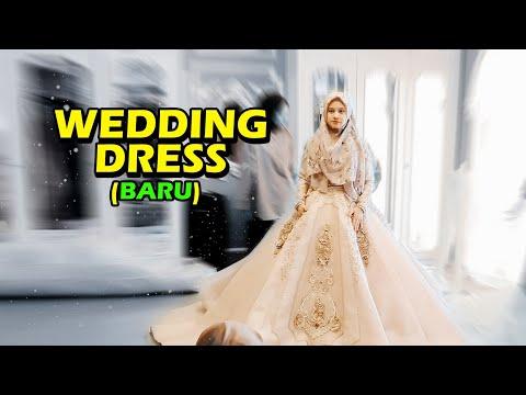 WEDDING DRESS BARU PRINCESS MEIRA 😍 Cantik Banget!