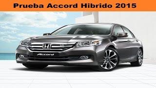 Probamos el Honda Accord Hibrido
