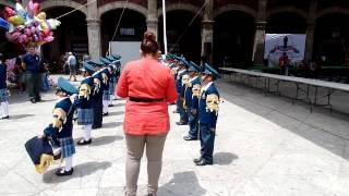 Banda de Guerra Agustin Garcia Conde Revista Cuernavaca Legion Copa de Oro 2015