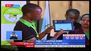 Tume ya IEBC yaanza zoezi la kuhakiki sajili ya wapiga kura