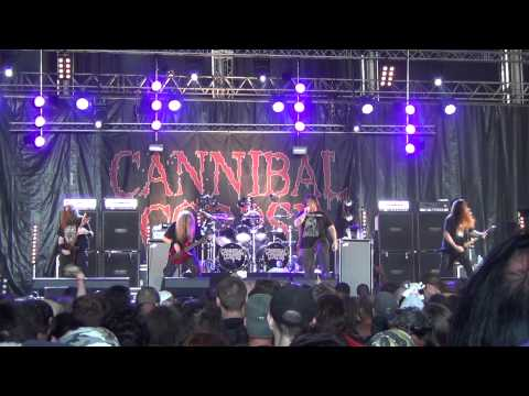 Download Cannibal Corpse Live At Hellfest 2015 HD Mp4 3GP Video and MP3