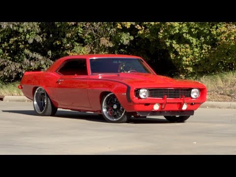 Video of '69 Camaro - J5NS