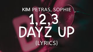 Gambar cover Kim Petras -1,2,3 dayz up (LYRICS) ft. SOPHIE