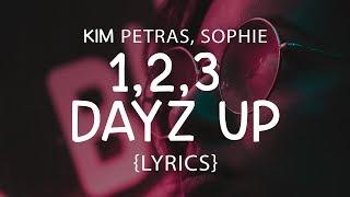 Kim Petras  1,2,3 Dayz Up (LYRICS) Ft. SOPHIE