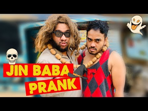 | JINN BABA PRANK | By Nadir Ali & Ahmed Khan in | P4 Pakao | 2019