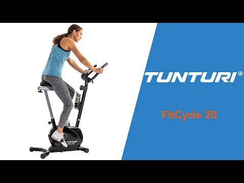 Promovideo: Rotoped TUNTURI Fitcycle 20