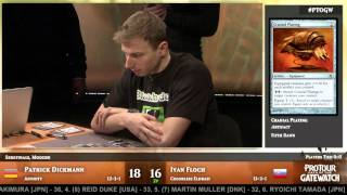 Pro Tour Oath of the Gatewatch Semifinals: Patrick Dickmann vs. Ivan Floch