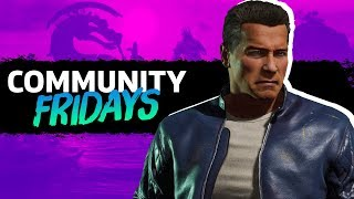 Fight Us In Mortal Kombat 11 (PS4) | GameSpot Community Fridays