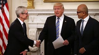 Here's why the trade war could take down Apple