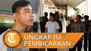 Mahfud MD Jenguk Cucu Ketiga Jokowi, Gibran Ungkapkan Isi Pembicaraan Mereka