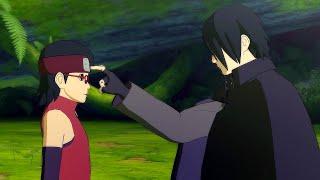 Sasuke Entrena a Sarada & Boruto (Español Latino) - Storm 4 Road To Boruto Movie