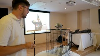 Russia - Parrot Seminar and Visiting Moscow