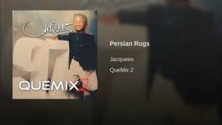 Jacquees Persian Rugs Quemix Clean