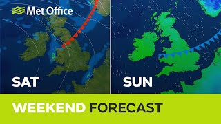 Weekend weather - Winter begins but will it stay cold?