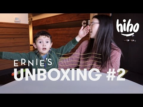 Ernie Unboxing #2 📫