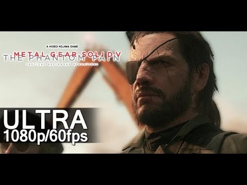 Gameplay de Metal Gear Solid V: The Phantom Pain