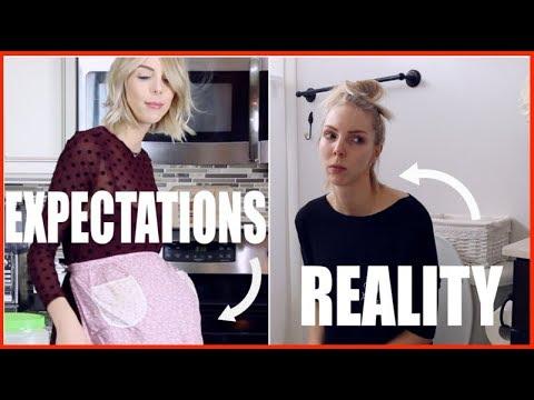 ❥ MA VIE DE MAMAN | EXPECTATIONS vs REALITY