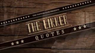 THE LIKKER QUOTES  - The Blacklist Episode The Artax Network No 41