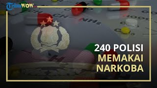 240 Anggota Polisi Jalani Rehabilitasi Narkoba Setelah Melakukan Pengakuan Dosa ke Kapolda Sumsel