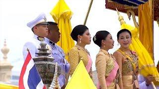 พระราชพิธีบรมราชาภิเษก | ทรงประกาศเป็นพุทธศาสนูปถัมภก | The Royal Coronation Ceremony