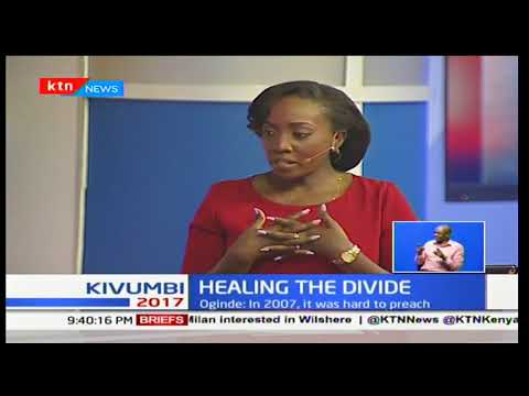Healing the divide with Bishop Dr. David Oginde
