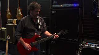 NAMM 2018 - Peavey Invective 120 Head - Developed with Misha Mansoor of Periphery