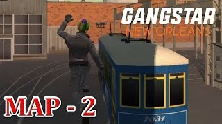 Gangstar New Orleans - Map Exploration - Part 2