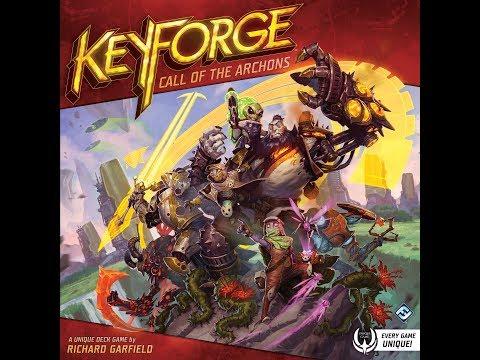 Hetvenharmadik rész - Keyforge: Call of the Archons - A kocka el van vetve