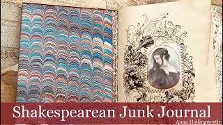 Shakespeare Junk Journal By Anna Hollingworth!