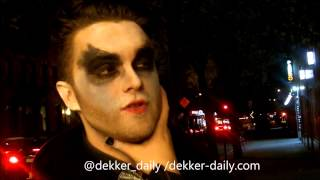 Томас Деккер, Thomas Dekker - NYC - 4/20/2014: talking about music!