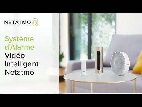 Détecteurs d'Ouverture Intelligents et connectés pour Portes et Fenêtres Netatmo
