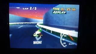 "Toad's Turnpike 3lap 2'59""26 (NTSC  2'29""09)"