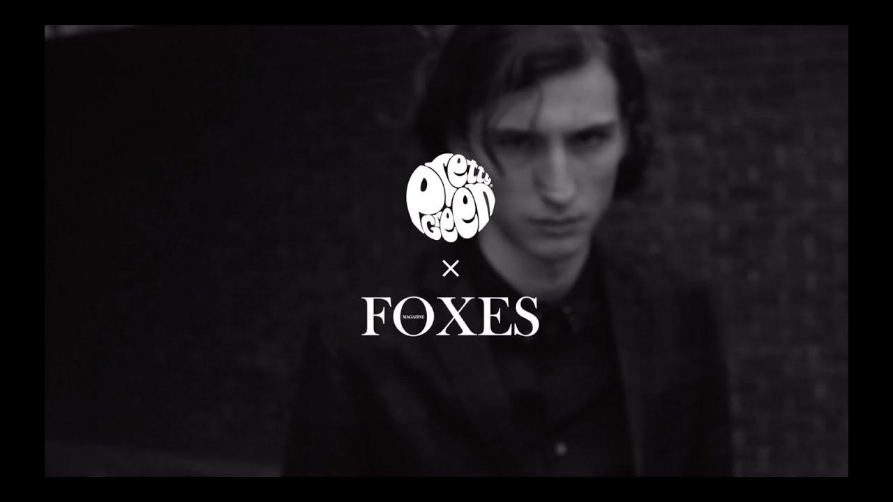 Pretty Green x Foxes Magazine: Black Label Edit