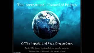 Intro to Imperial & Royal Dragon Court, Nicholas de Vere