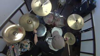 Dizzy Mizz Lizzy - Drum Cover - Find My Way