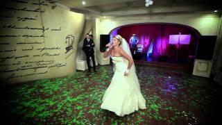Самая необычная песня невесты !!!