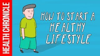 How to EASILY Kick Start A Healthy Lifestyle FAST!! (For FREE!!)