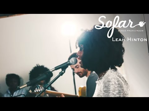 Performing my original 'Now Is the Time' at a Sofar Show.