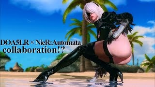 【DOA5LR】NieR:Automata - 2B MOD【PC】