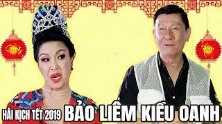 Hài Kịch 2019 - Hoa Hậu và Ký Giả   Bảo Liêm Kiều Oanh hài kịch tết hay nhất