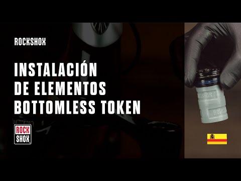 Instalación de elementos Bottomless Token: suspensiones delanteras DebonAir y Solo Air