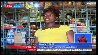 Ahadi telezi: Tukiangazia manifesto ya Jubilee